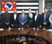 Vice Prefeito vai São Paulo em busca de recursos para Narandiba.