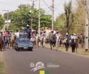 Narandiba realiza Cavalgada do NRS 2019