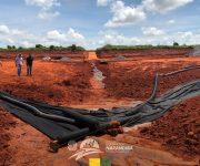Consórcio CIPP avança com obras do novo aterro sanitário