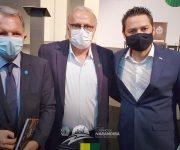 Prefeito Itamar participa de lançamento de projeto para acelerar crescimento do Oeste Paulista